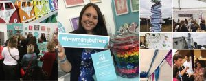 A selection of photos from the Handmade Fair 2016 at Hampton Court